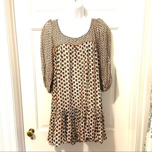 French Connection Loose Frock Dress
